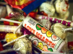 5th December 2013 - a tin of classic sweets - awesome!