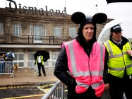 Welcome to Dismaland - no smiling