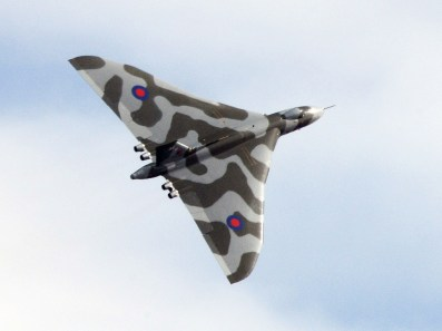 Last year of the Vulcan