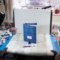 My temp studio :-) #13