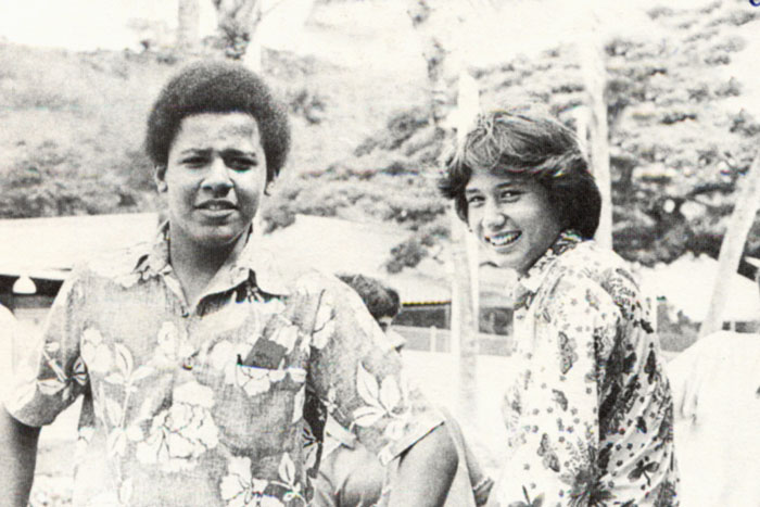 Barack Obama and John Kolivas