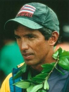 Master navigator Nainoa Thompson   Courtesy Polynesian Voyaging Society