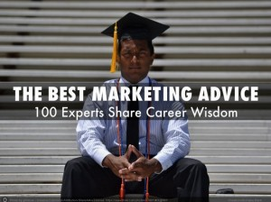 Best Marketing Advice – 100 experts