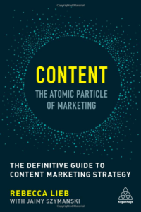 Content: The Atomic Particle of Marketing