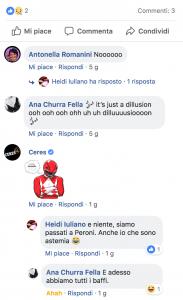 Ceres Risponde