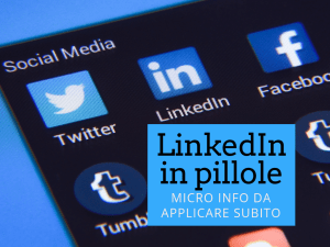 LinkedIn in pillole