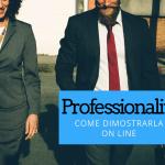 Professionalità online
