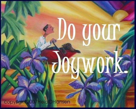 do your joywork
