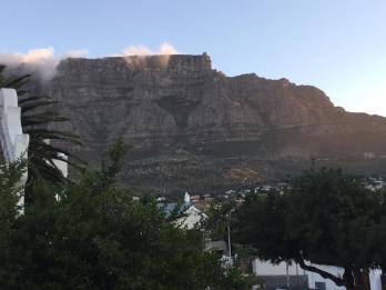 Heidi arrived in SA