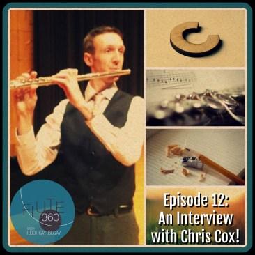 chris cox E12