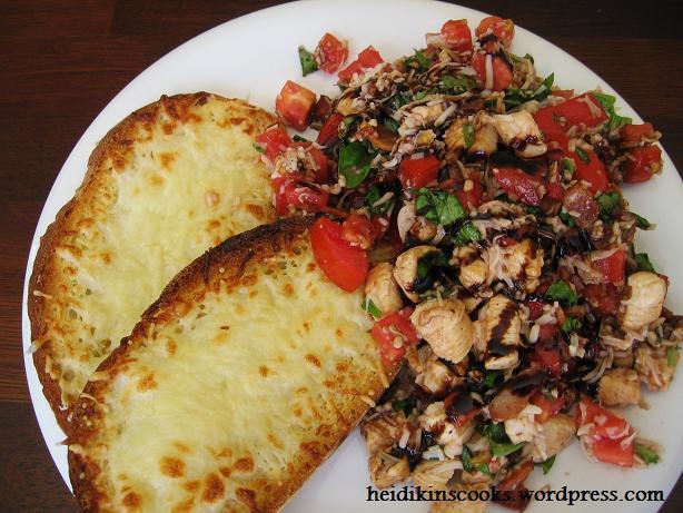 Margherita Chicken Salad_092009