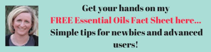 essential oil fact sheet