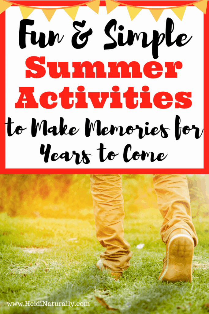 Summer Activities to Do Before It's Over! 1