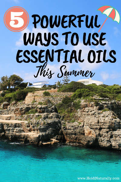Essential Oils for Summer