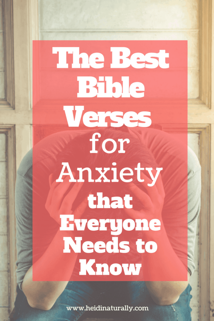 bible verses for anxiety everyone needs to know