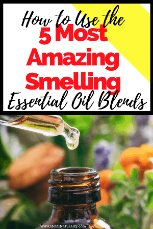 best smelling oil blends