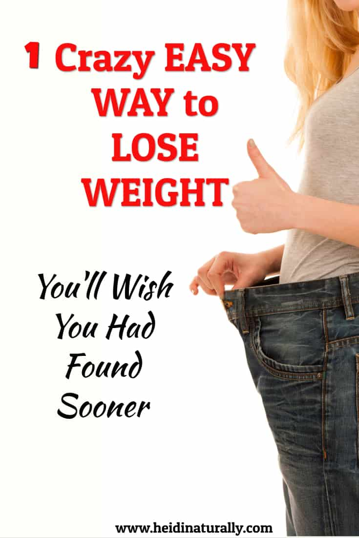crazy easy weight loss