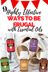 Frugal essential oils
