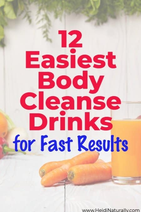best body cleanse fast