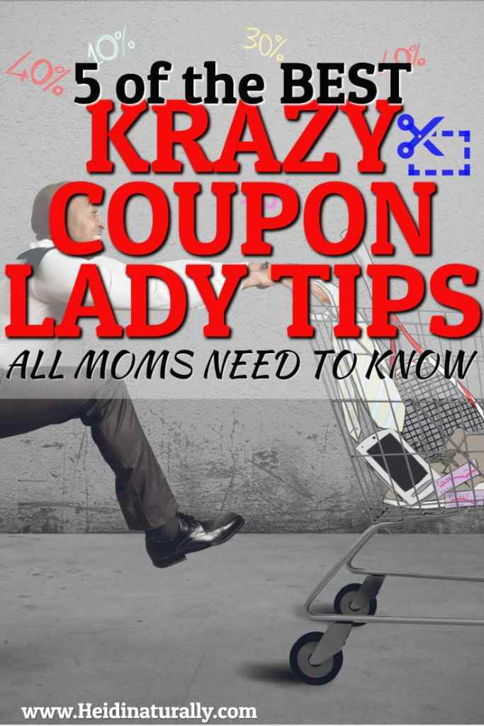 krazy coupon lady tips
