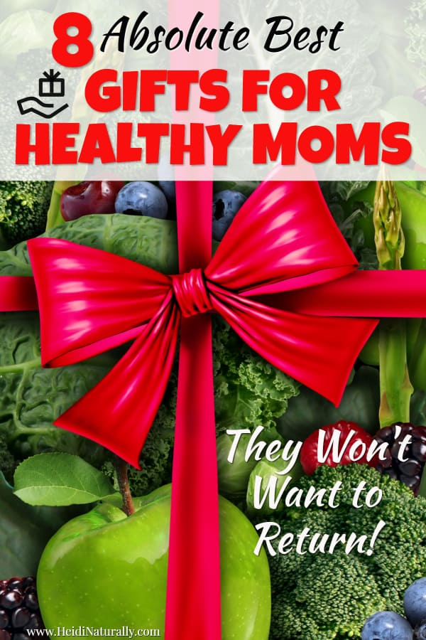 Gifts for Healthy Moms