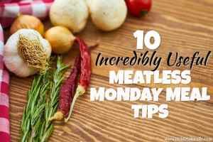 The Ultimate Guide to Easy Meatless Meals 1