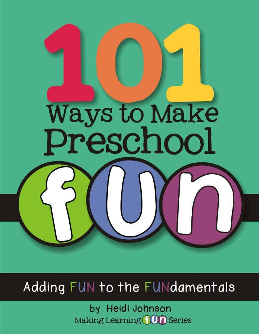 Ways to Make Preschool Fun