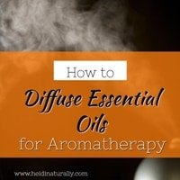 How to diffuse essential oils for stress
