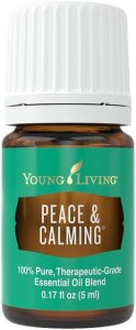 Peace and calming oil