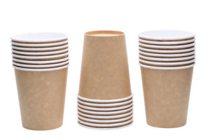 recycled cups