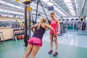 personal trainer business