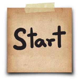 don't wait - just start
