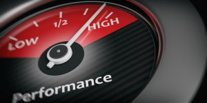 high performance is about results, not activity