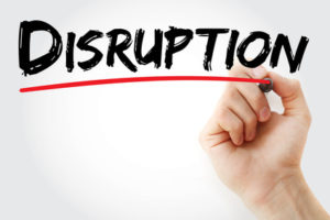 why is it easier for start ups to disrupt
