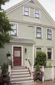 Exterior by Interior Designer Boston & Cambridge, Heidi Pribell