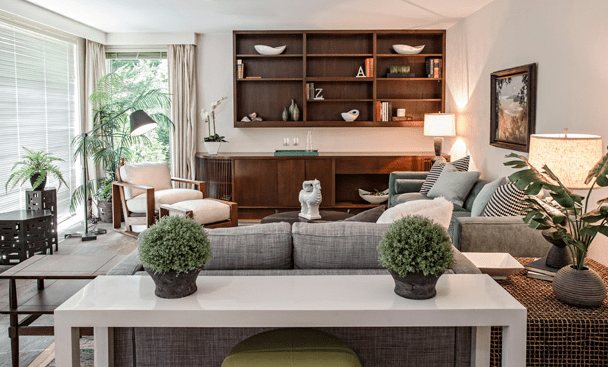 Boston Interior Design International Style Cambridge