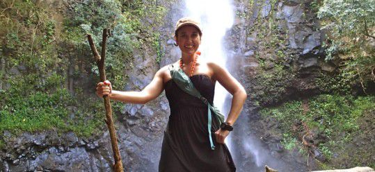 Combo Adventure Travel in Kauai – Secret Falls
