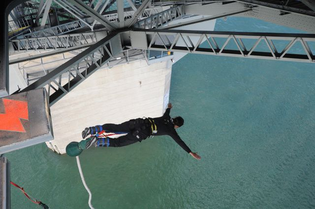 Ready, Set, Bungy Jump New Zealand