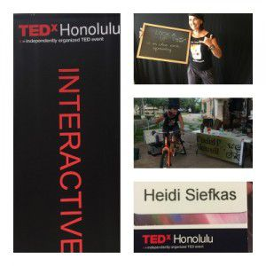 TEDx_Honolulu_collage_with_author_Heidi_Siefkas