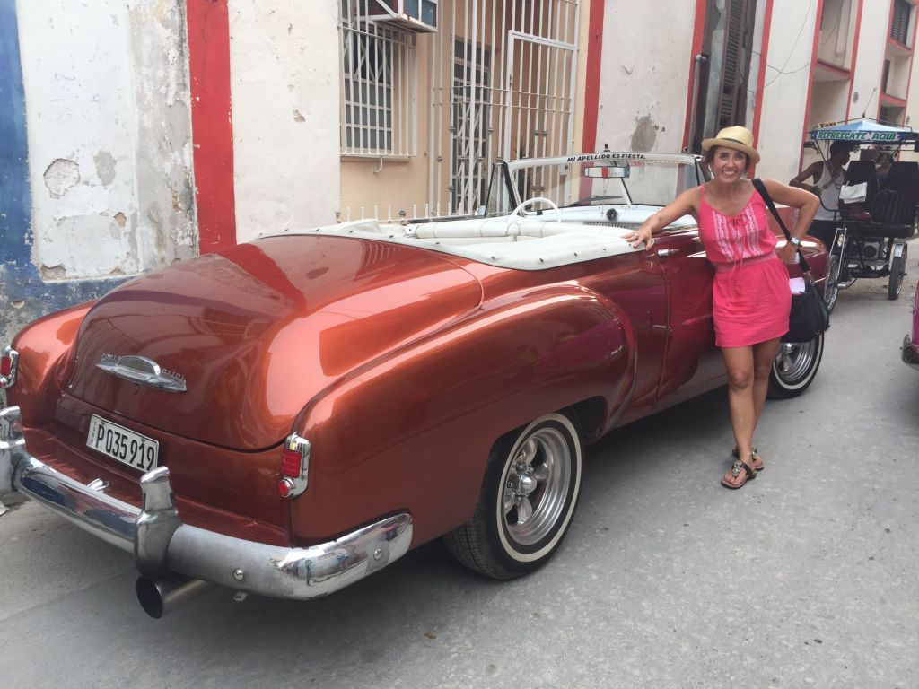 Wandering in Cuba with Heidi Siefkas