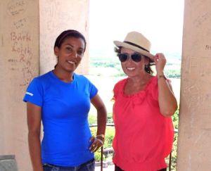 Yislaine_and_Heidi_Siefkas_in_Trinidad_Cuba