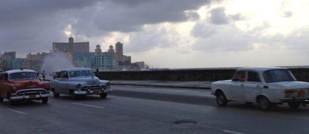 Classic_Cars_along_the_Malecon_Havana_Cuba_by_Heidi_Siefkas