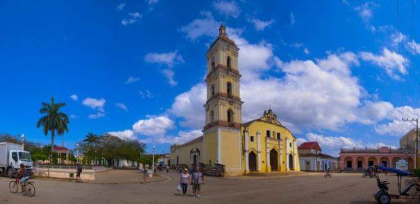 Remedios_Cuba_Main_Plaza