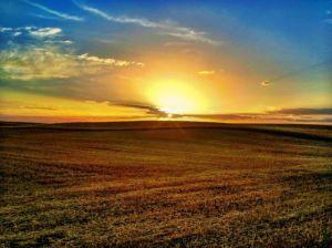 Sunset_Camino_de_Santiago