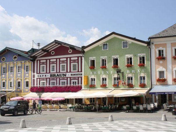 Austrian-village
