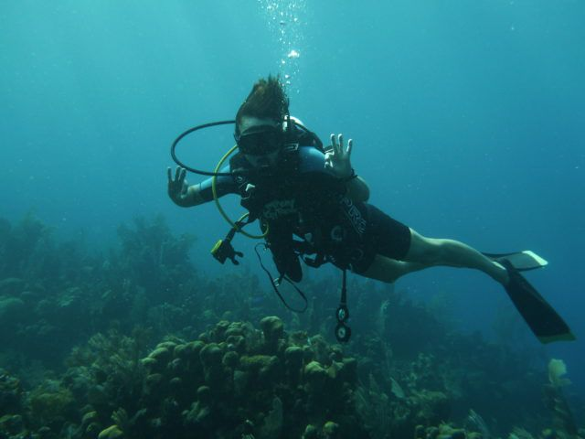 Reinforcing the Look Up Mantra through SCUBA