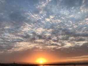 Sunrise_Over_Port_of_Havana_Cuba_by_Heidi_Siefkas