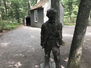 Thoreau_Statue_Walden_Pond_Massachusetts_by_Author_Heidi_SIefkas