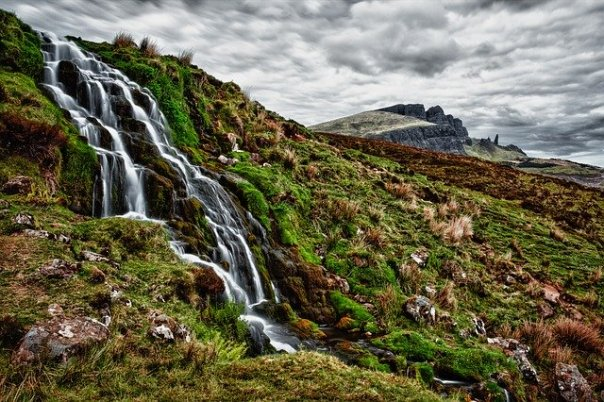 waterfall-scottish-highlands