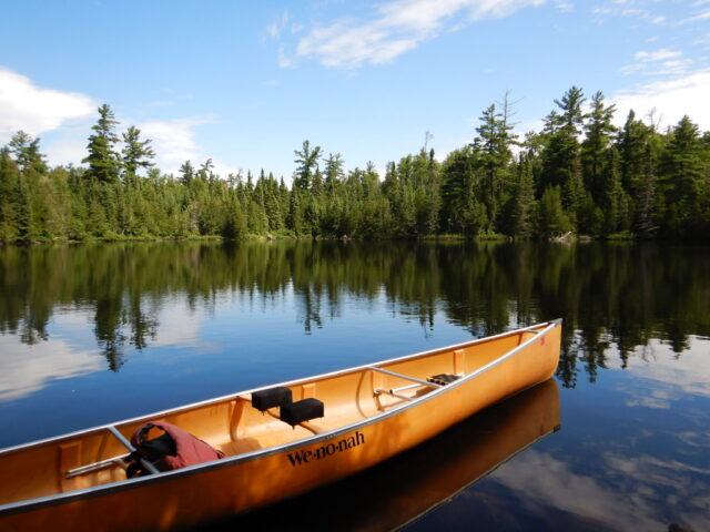 Paddling Home – Boundary Waters Minnesota